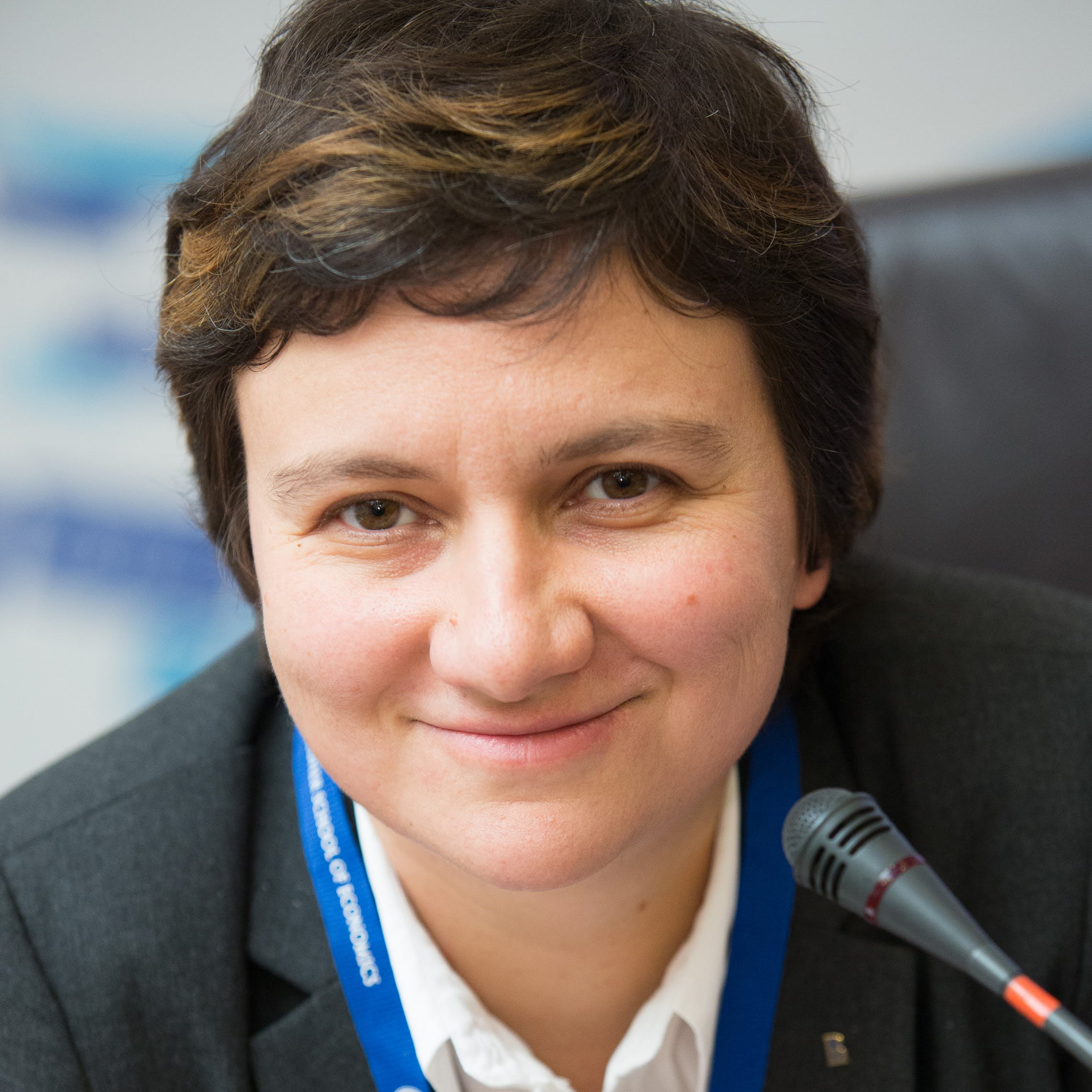 Maria Yudkevich