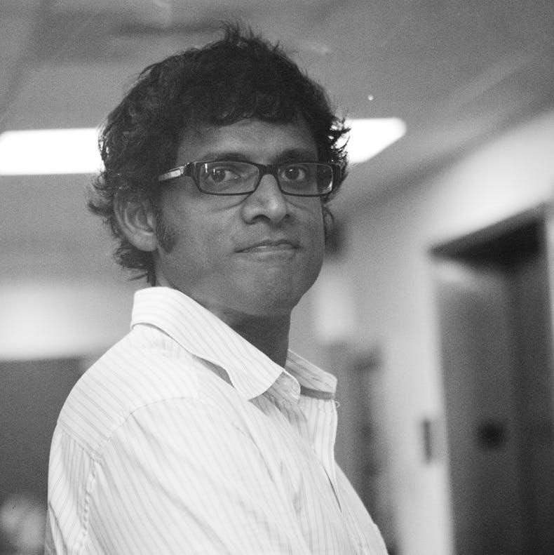 Dr. Rajagopal Raghunathan
