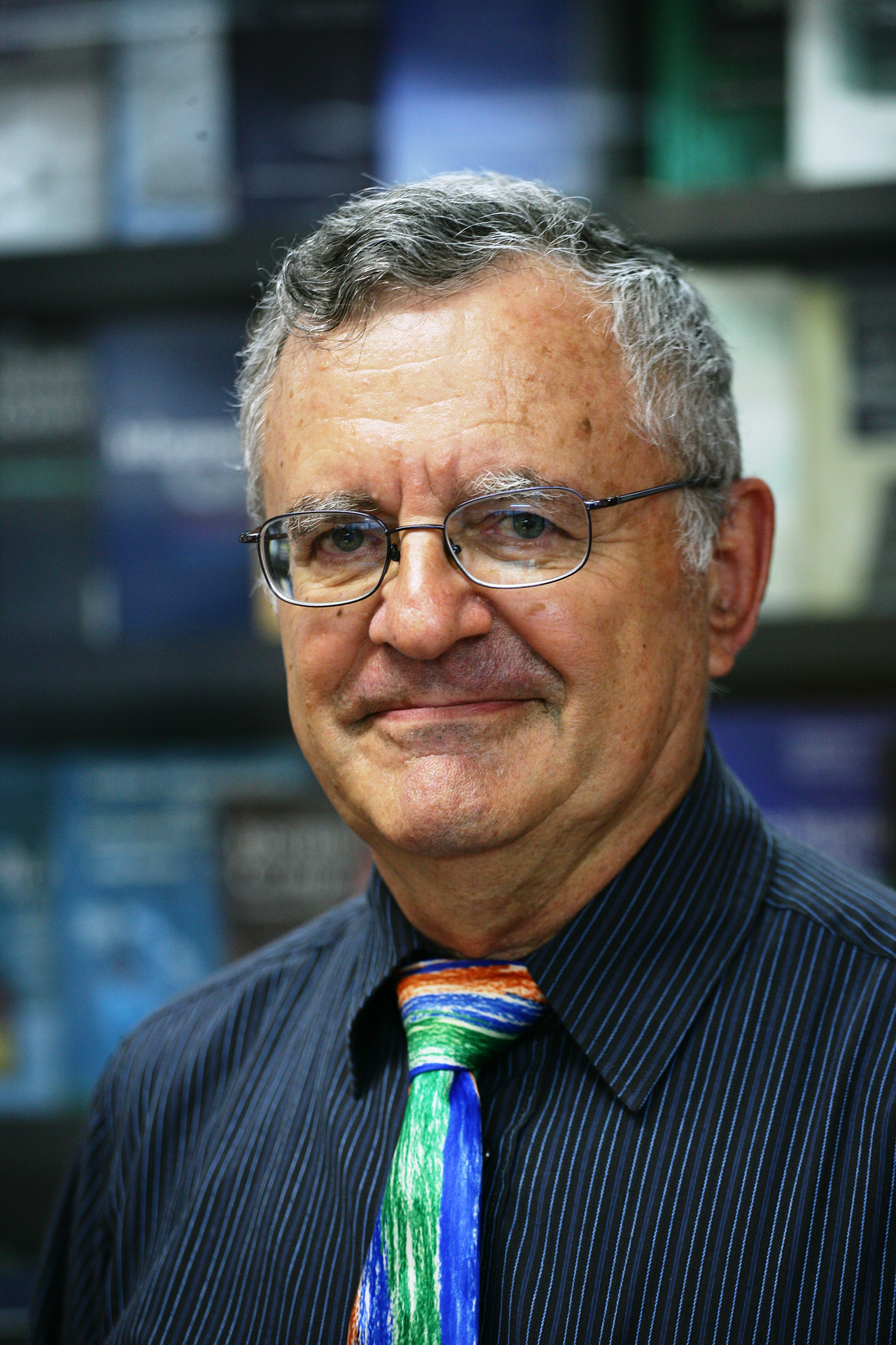 Prof. (Emeritus) Shlomo Maital