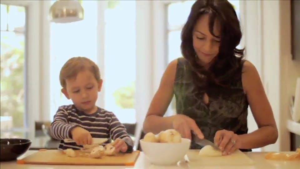 儿童营养与烹饪
