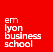 emlyon business school Logo
