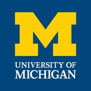 Université du Michigan Logo