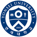 Logotipo de Universidad Yonsei