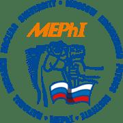 """Национальный исследовательский ядерный университет """"МИФИ"""" Logo"""