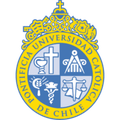 チリ・カトリック大学(Pontificia Universidad Católica de Chile) ロゴ