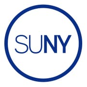 Université d'État de New York Logo