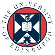 Universidade de Edimburgo Logo