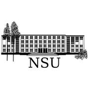 Novosibirsk State University  Logo