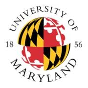 马里兰大学帕克分校 Logo