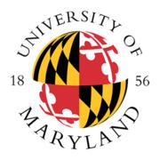 University of Maryland, College Park Logo