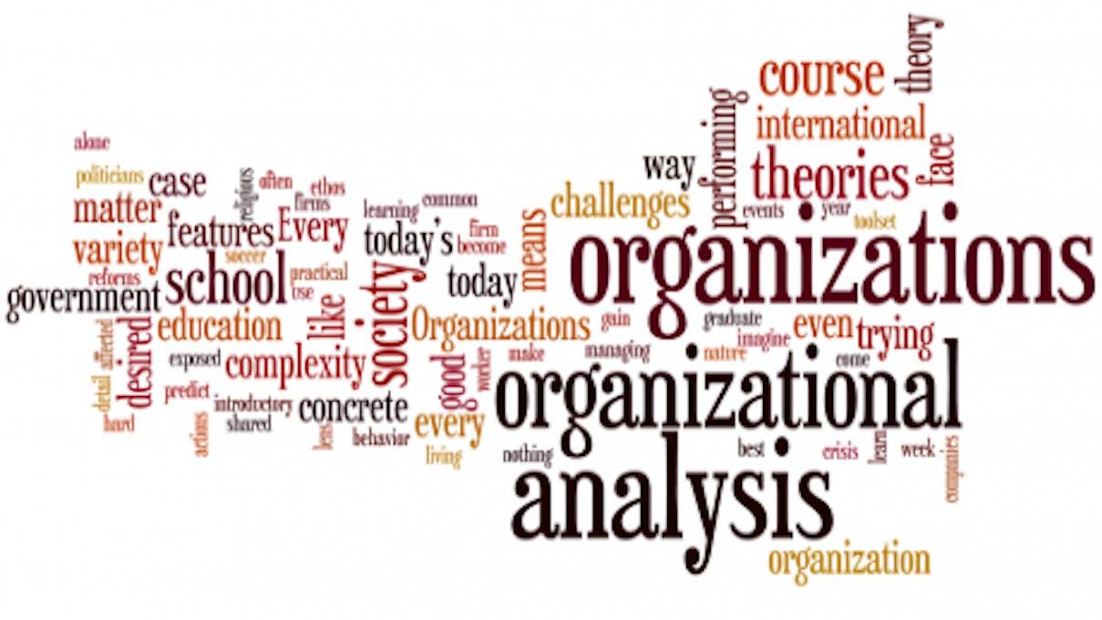 Organizational Analysis | Coursera