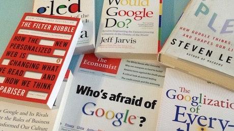 Understanding Media by Understanding Google