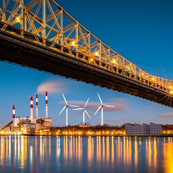 Energy Industry: Production, Distribution & Safety