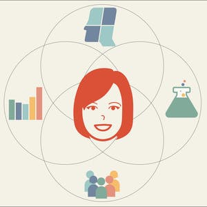 Digital product management logo