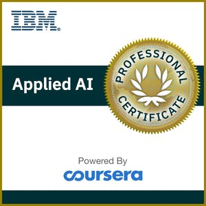 Professional-certificate---applied-ai