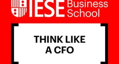 Think like a CFO