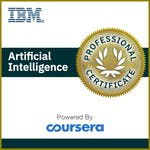IBM Artificial Intelligence Professional Certificate by IBM