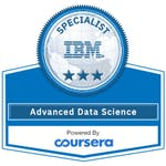 Advanced Data Science with IBM by IBM