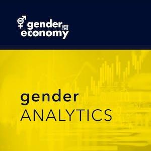 Gender Analytics: Gender Equity through Inclusive Design