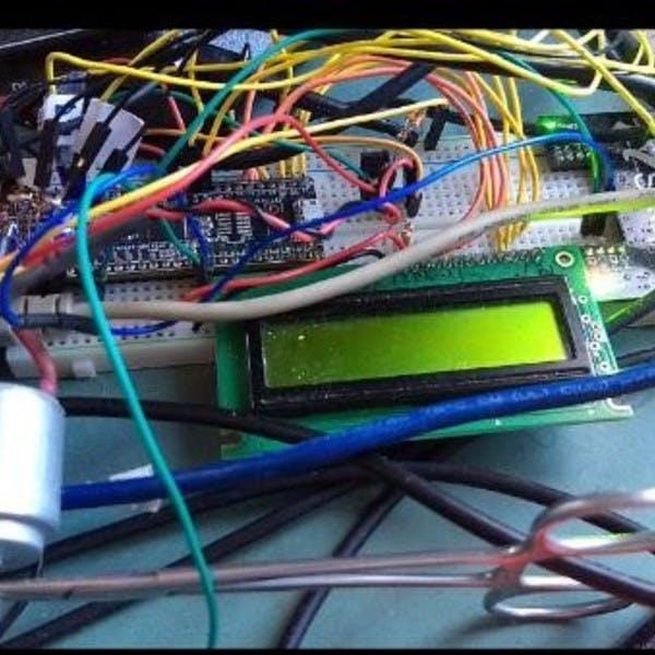 Embedding Sensors and Motors
