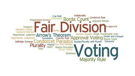 Making Better Group Decisions: Voting, Judgement Aggregation and Fair Division