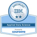 Applied Data Science by IBM