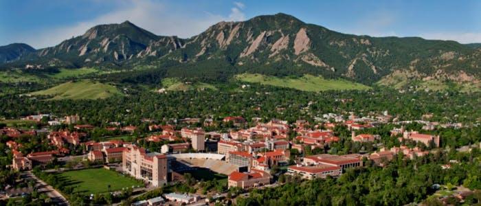 Université du Colorado à Boulder
