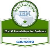 IBM AI Foundations for Business