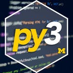 Python 3 Programming by University of Michigan