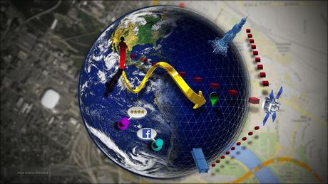 From GPS and Google Maps to Spatial Computing