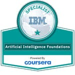 AI Foundations for Everyone by IBM