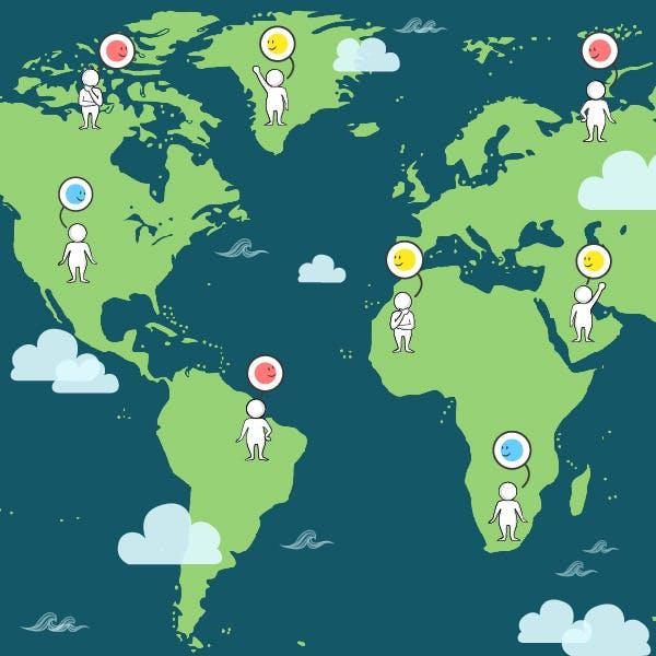 在全球化职场中进行有效沟通
