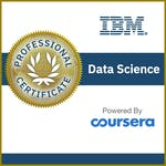 IBM Data Science Professional Certificate by IBM