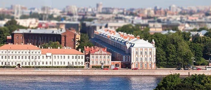 Saint Petersburg State University