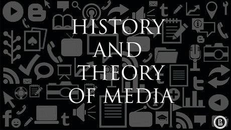 История и теория медиа (History and theory of media)