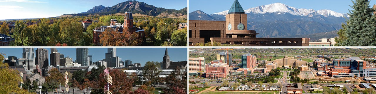 Sistema de Universidades do ColoradoUniversidade do Colorado