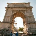 Arch of Titus: Rome and the Menorah by Yeshiva University