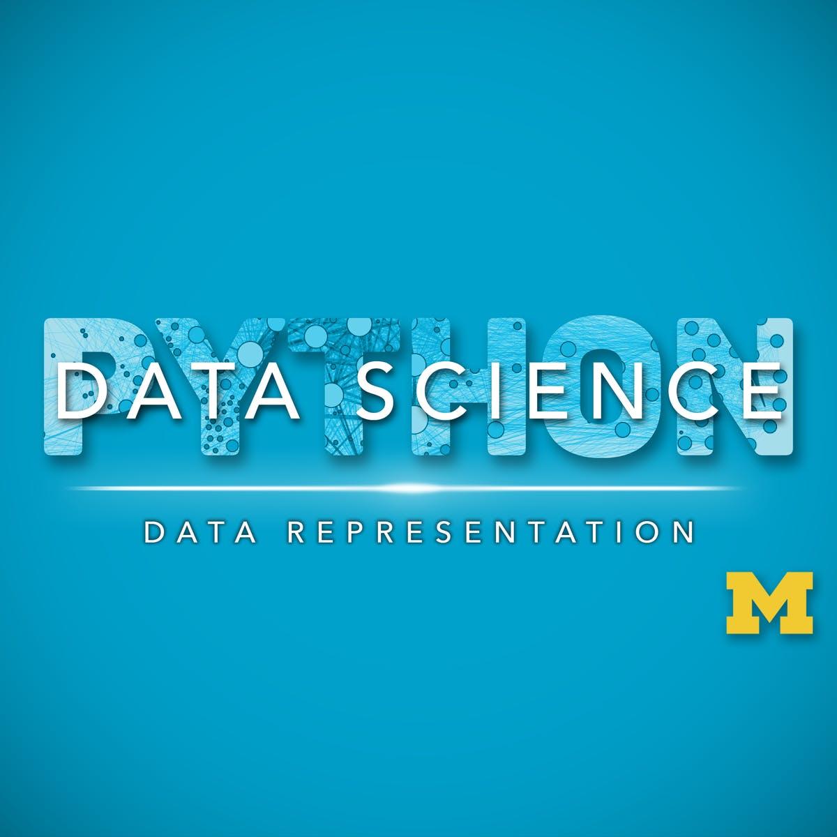 Applied Plotting, Charting & Data Representation in Python