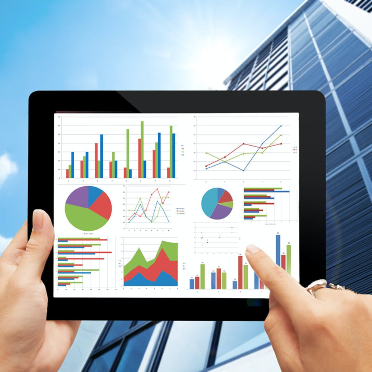 Aplicando el análisis de datos: casos selectos
