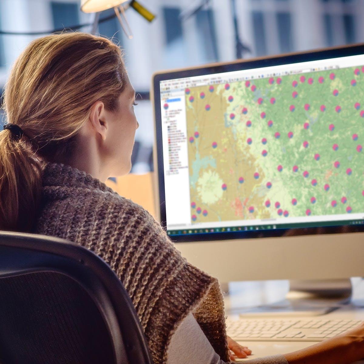 Geospatial and Environmental Analysis