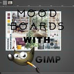 Graphic Design: Make Interior's Project Mood Boards in Gimp by Coursera Project Network