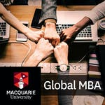 Strategic management: Be competitive by Macquarie University
