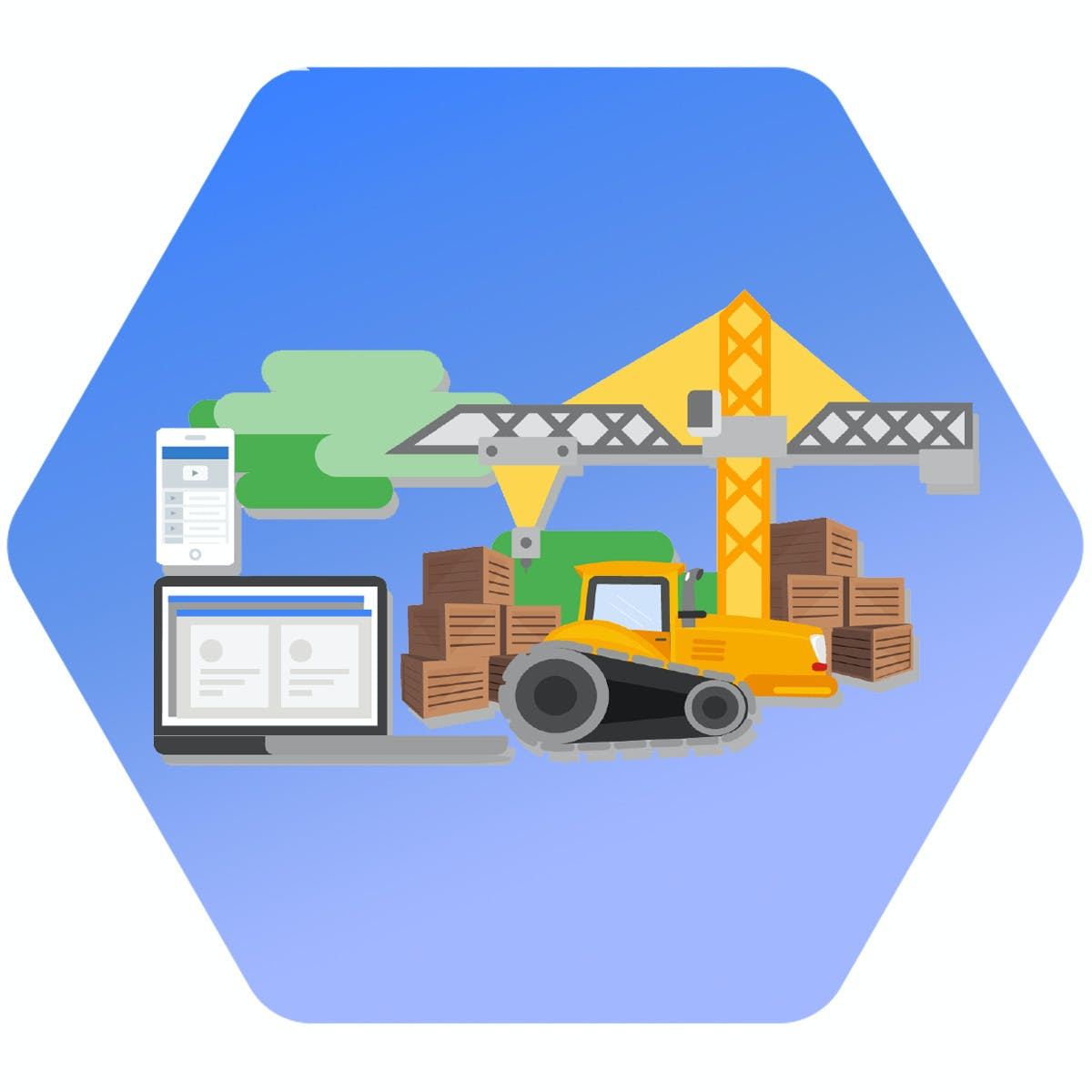 Industrial IoT on Google Cloud Platform