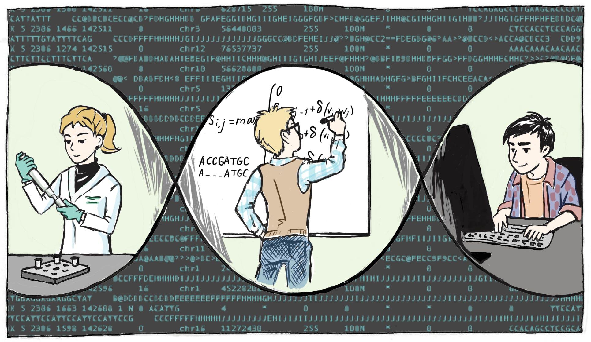 Введение в биоинформатику (Introduction to Bioinformatics)