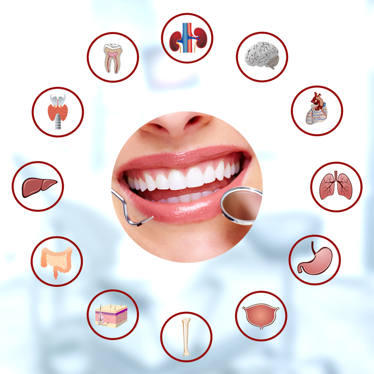 The Oral Cavity: Portal to Health and Disease Coupon