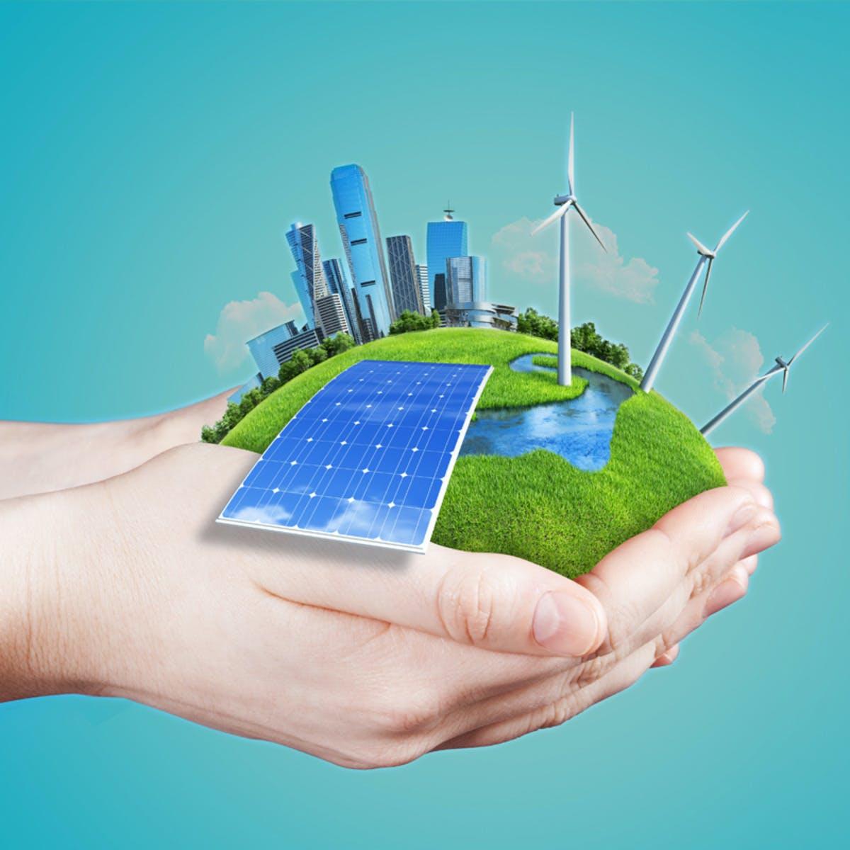 מבוא לאנרגיה מתחדשת -  Introduction to Renewable Energy