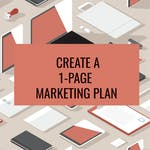 Create a 1-Page Marketing Plan with Google Docs by Coursera Project Network