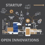 Startups in open innovation by Saint Petersburg State University