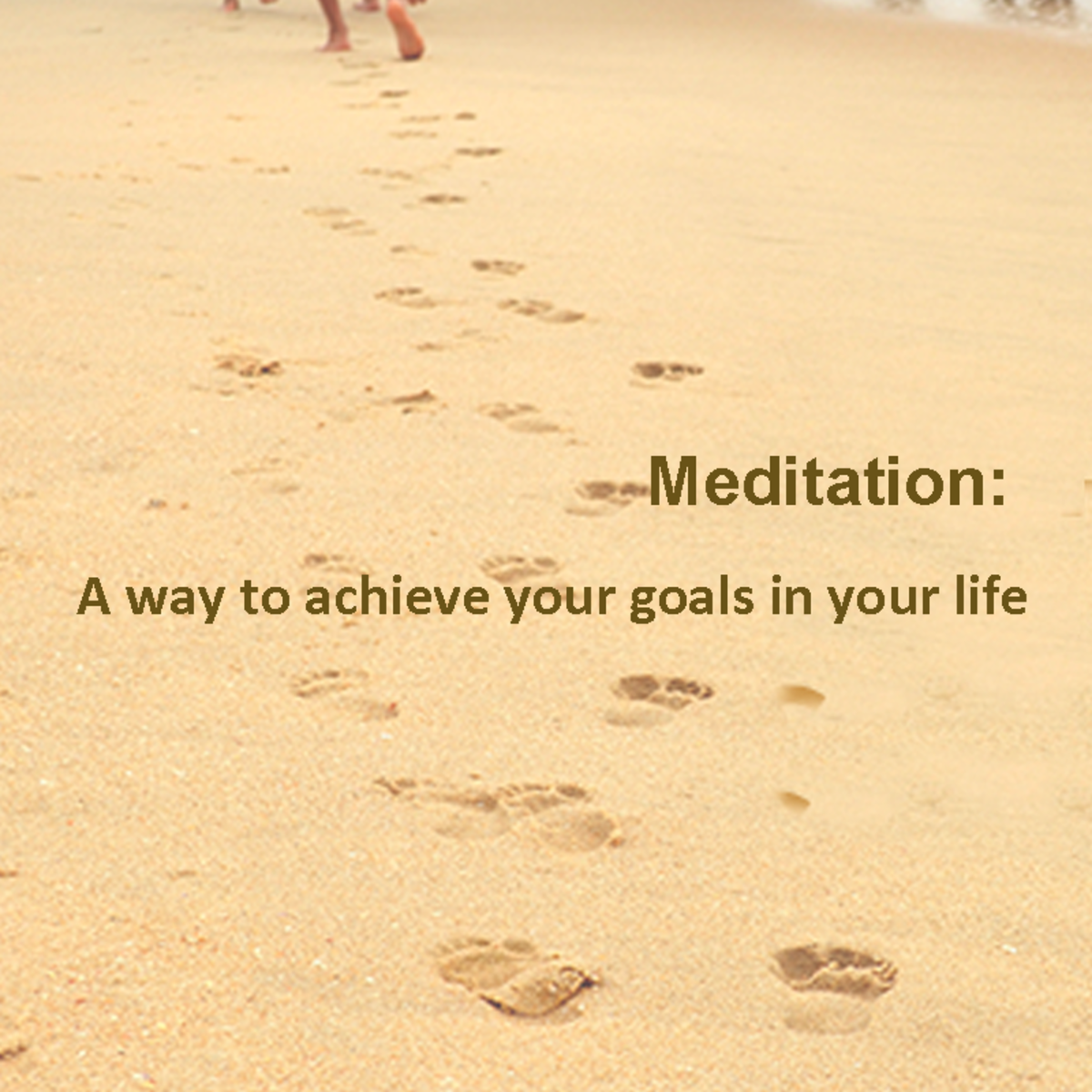 Meditation: A way to achieve your goals in your life Coupon