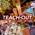 Exploring Basic Income in a Changing Economy Teach-Out by University of Michigan